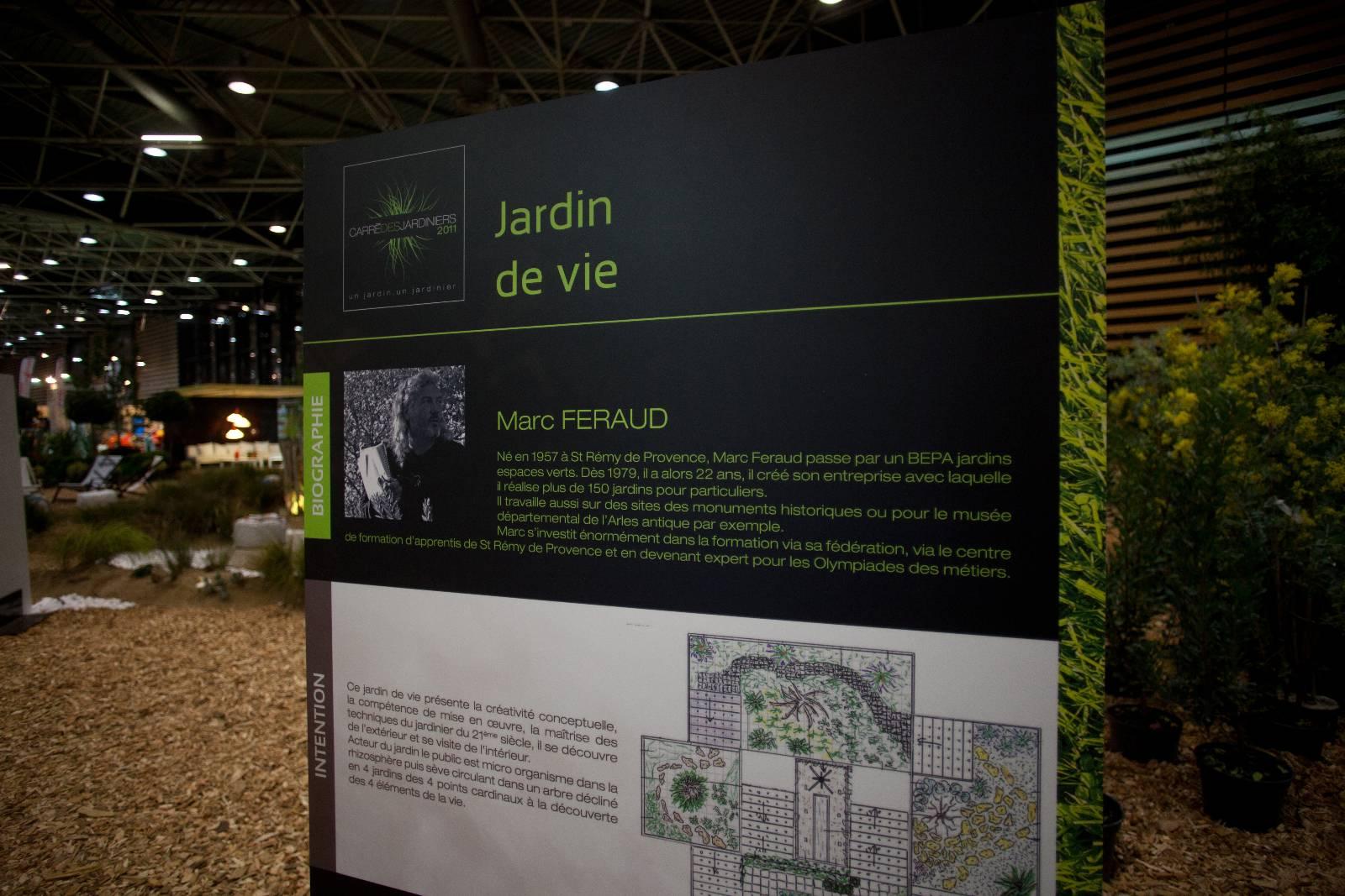 Carr des jardiniers l 39 esprit des jardins for Jardin de jardiniers